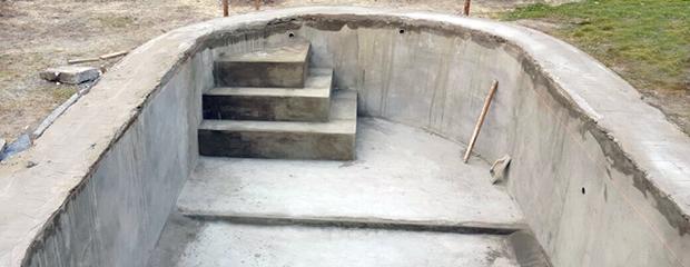Construcci n de piscinas de hormig n zona sur piscinas sur for Construccion piscinas hormigon